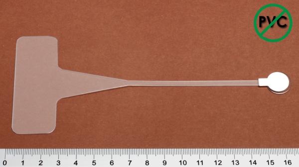 Deko-Wipper 165mm ohne Klebepunkt