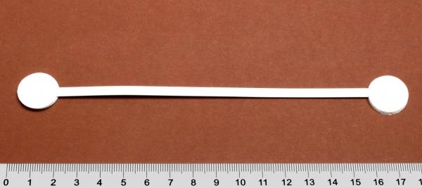 Dekotab NK mit 16cm Steg