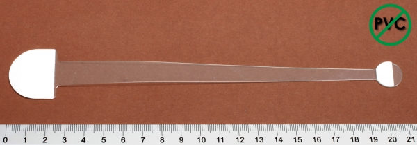 Deko-Wipper 215mm schmal