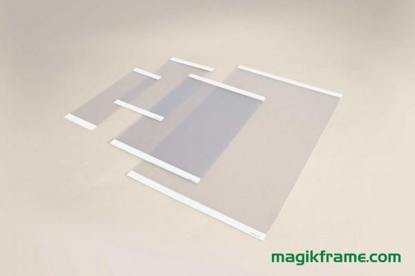 MagikFrame Sonderformat weiß