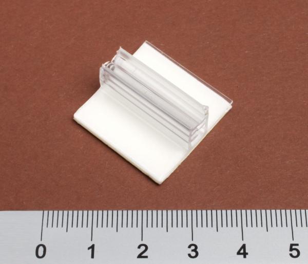 Card Grip breit 25mm mit ablösbarem Kleber