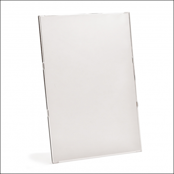 TAYMAR Plakathalter A4 für Fenster