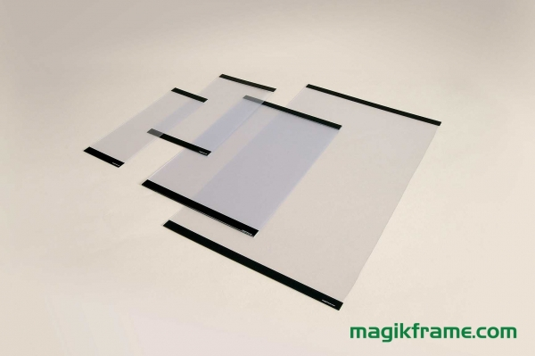 MagikFrame Sonderformat schwarz